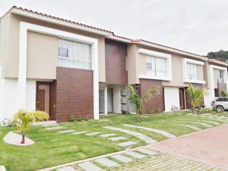 Casa A Estrenar En Alquiler - Zona Oeste Cond. Palma Canaria