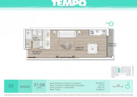 Tempo, A Pasos Del Mar. Estrena 2020
