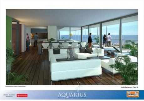 Aquarius, Con Garage Ideal Inversores