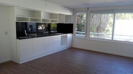Alquiler Apartamento A Estrenar 1 Dormitorio Con Garaje Pocitos