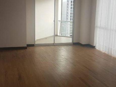 * Bello Departamento En Alquiler Edificio Privado Seguridad Las 24 Hr (piso Alto