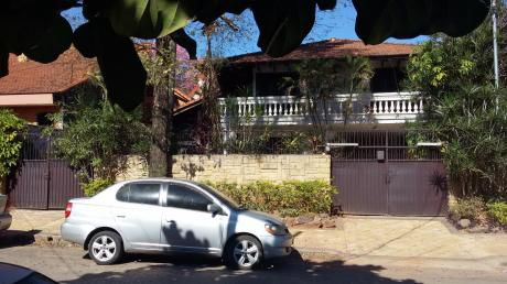 Vendo Hermosa Casa En Barrio Mcal. Estigarribia