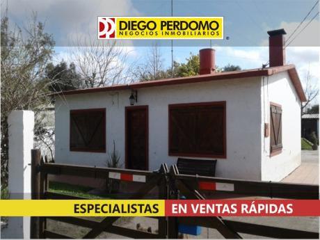 Casa En Venta 2 Dormitorios, Ciudad Del Plata.