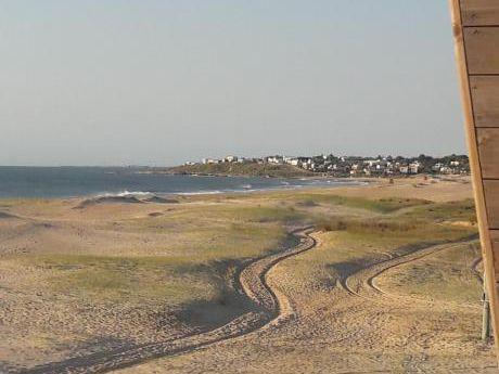 En La Arena Frente Al Mar, Con Una Vista Increíble Y Paz Inigualable.