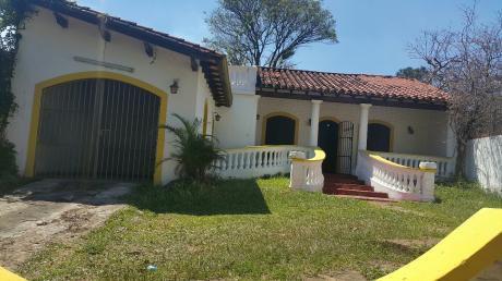 Alquilo Casa En Bo Roberto L Petit / Bo Obrero