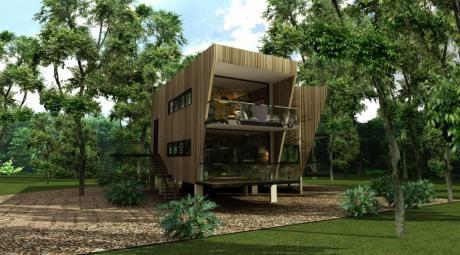 Hermosa Casa Campestre En El Urubo