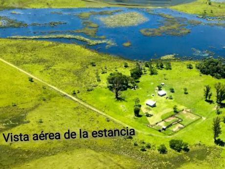 Vendo Estancia De 615 Has. En Gral. Delgado - Itapua