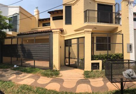 Alquilo Duplex En Fernando De La Mora Zona Norte - Mcal Lopez E Ingavi