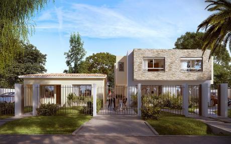 Venta A Estrenar Casa 3 Dorm En Barra De Carrasco