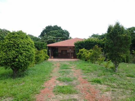 Casa Quinta En Peji Carretera Santa Cruz-camiri Km. 24