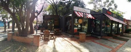 Alquilo Local Comercial - Paseo Amarilis In Containers - San Lorenzo
