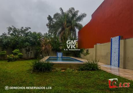 Vendo Hermosa Casa En Lambare Zona Avda. Perón