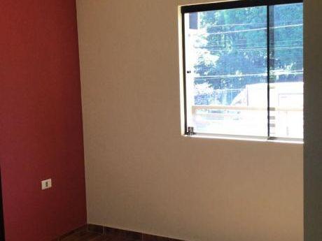 Alquilo Dptos Itaugua Km28 - De 2 Dormitorios Con Cochera