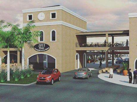 Capital Presenta Nuevo Centro Comercial.