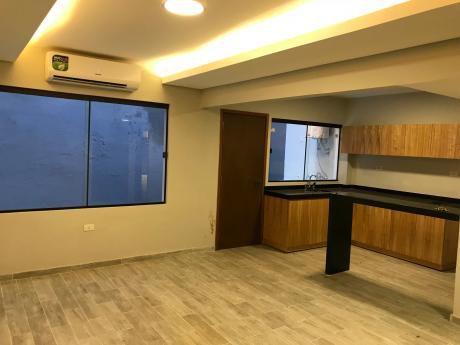 Alquilo Hermoso Departamento En El Centro De Asunción 1 Dormitorio