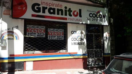 Local Comercial Uruguay Y Ejido