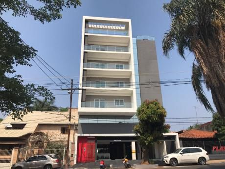 Departamento Amoblado En Barrio Seminario