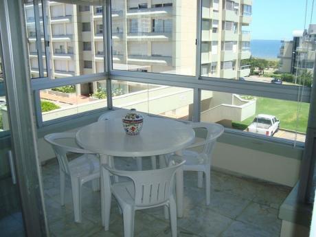 Apartamento En Venta Punta Del Este Playa Mansa 3 Dormitorios