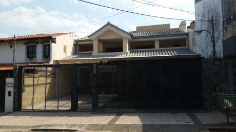 Alquilo Residencia Amoblada - 5 Suites - Prox. A W.t.C - Goethe