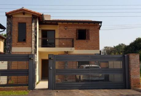 Alquilo Casa En Fernando De La Mora Zona Curva De La Muerte