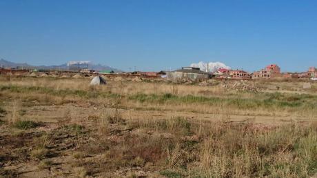 Propietario Vende Hermoso Terreno Con Excelente Ubicación En El Alto!!!