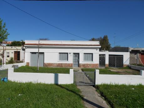 Casa Ideal Empresa Con Gran Terreno. A Metros De Cno. Carrasco Y Bolivia