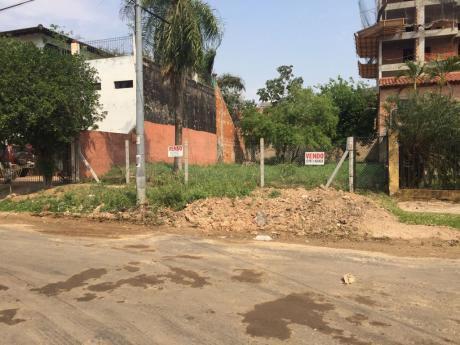 Se Vende Terreno En Barrio Ycua Sati