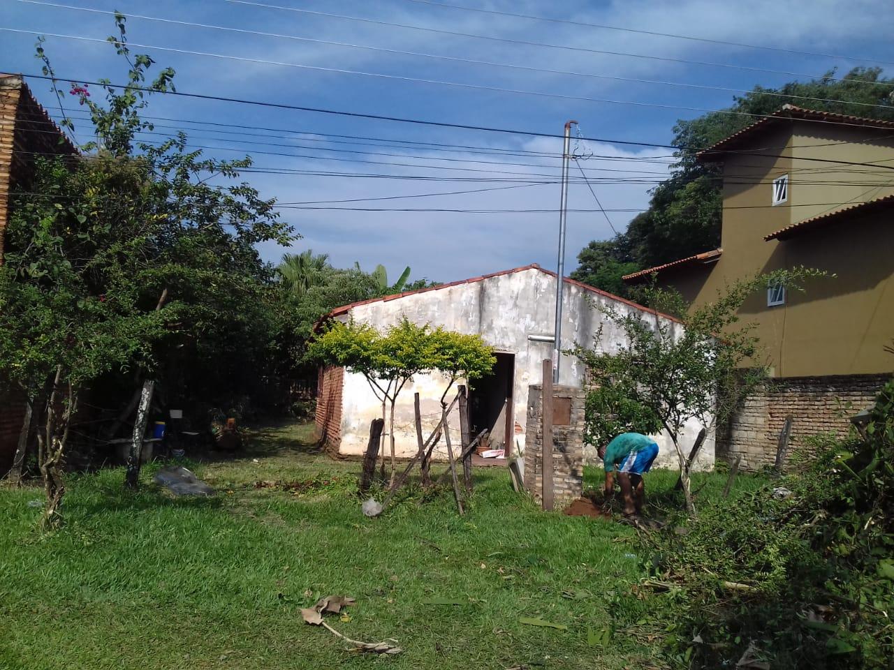Vendo Terreno En Palma Loma - Luque