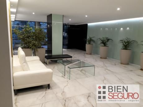 Impecable Apartamento/oficina En Alquiler En Cordón
