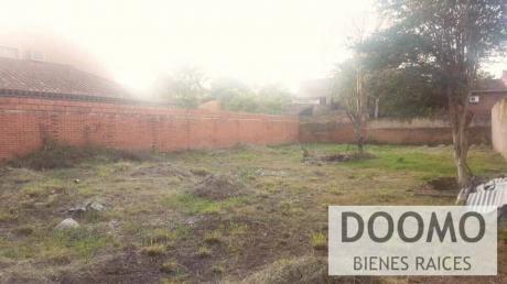 Terreno Ideal Para Proyecto Inmobiliario A 1 Cuadra Y Media De Boggiani!!!