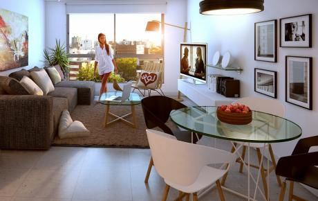 Monoambientes En Venta En Edificio Ibis Styles Biarritz & Tower