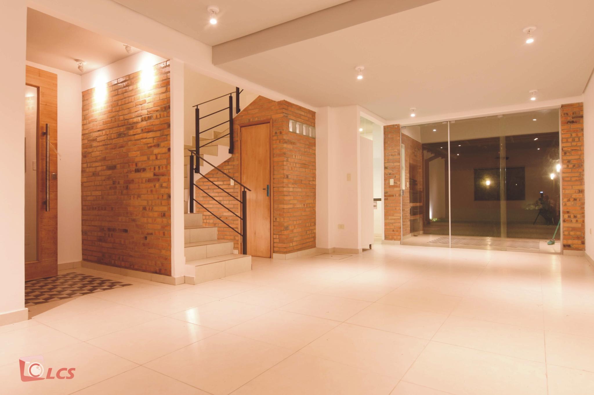 Vendo Hermoso Duplex A Estrenar En Lambare Limite Con Villa Elisa