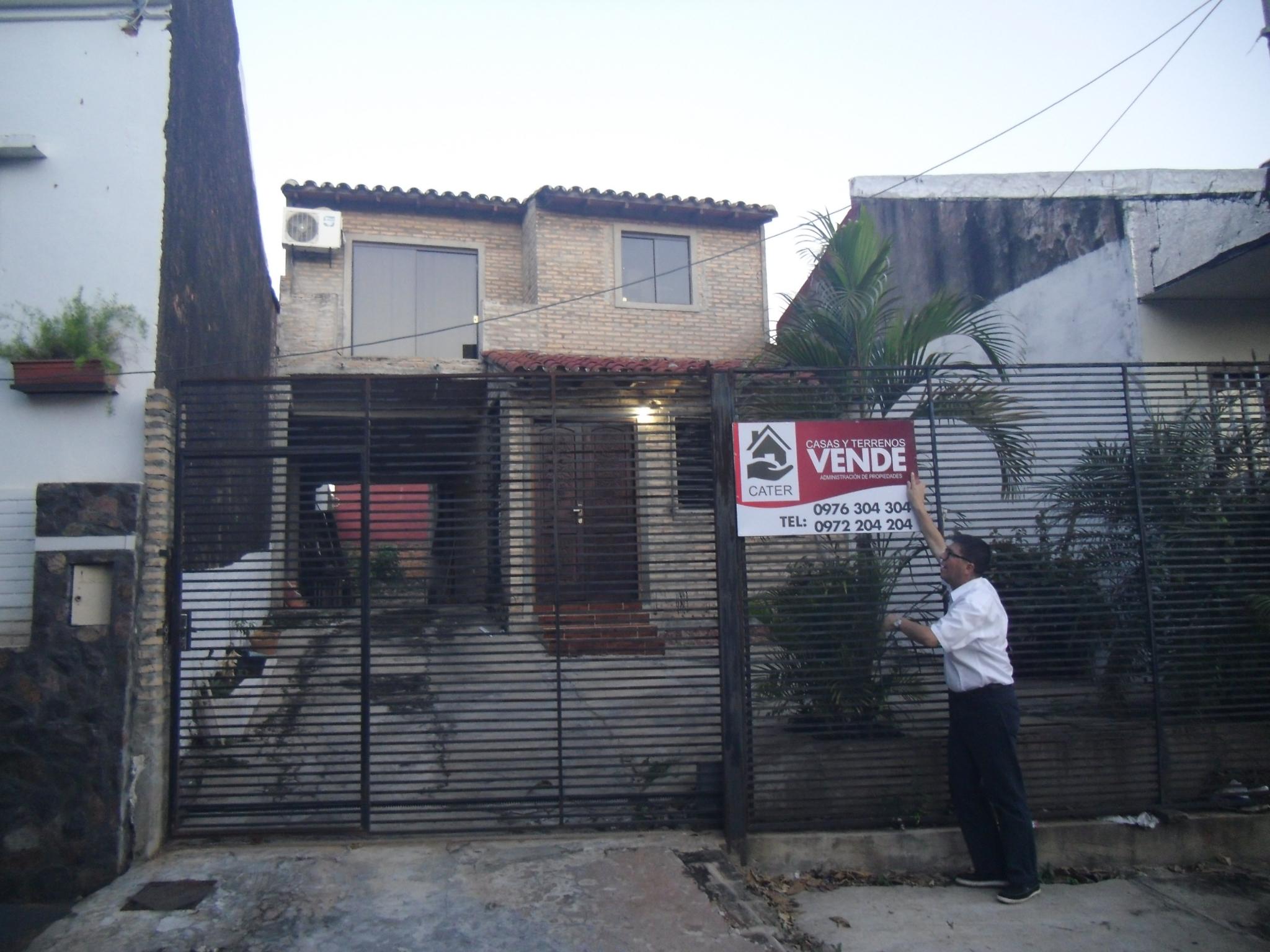 Vendo Casa Tipo Duplex Barrio Obrero
