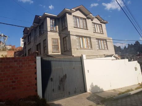 Casa En Venta Urb. Huacollo - Achumani - La Paz