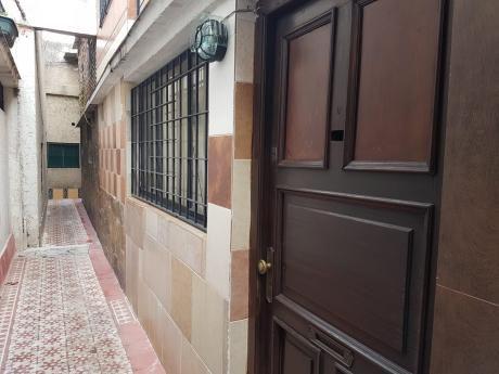 Apartamento 2 Dormitorios Con Terraza Y Parrillero