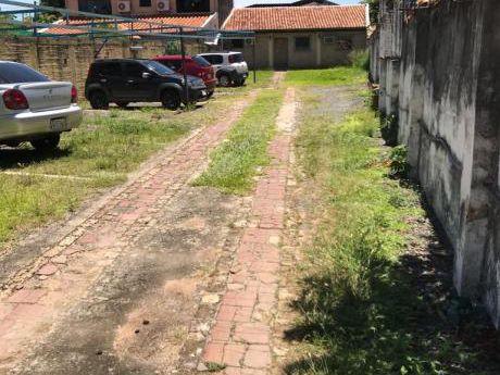Vendo Terreno En Villa Morra