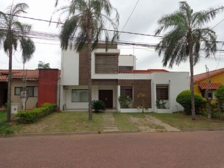 Casa En Condominio Zona Norte 5to Anillo
