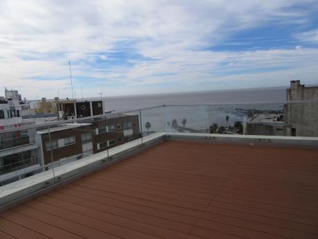 Punta Carretas - 1 Dormitorio Con Gge A Pasos De La Rambla!!!