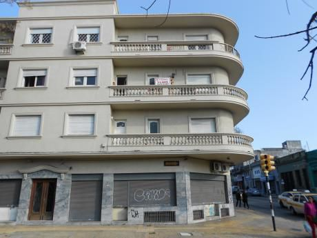 Apartamento 1 Dormitorio En Goes