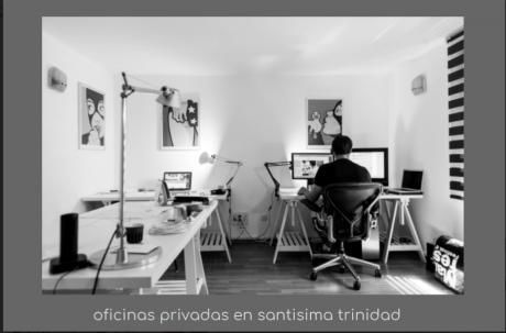 Alquilo Oficinas  Privadas En Trinidad