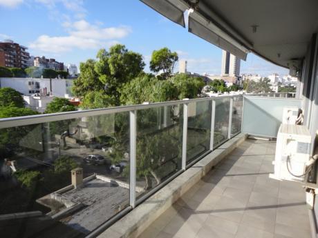 Alquiler Apto  Punta Carretas  1 Dormitorio  A Metros De La Rambla Y Shooping