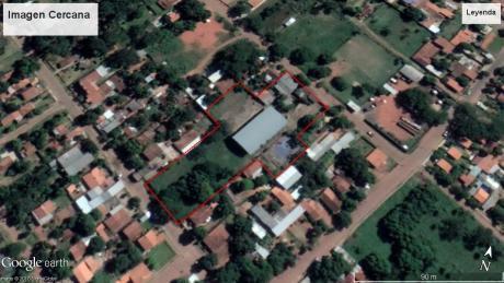 Terreno De 6171 M2 - ñemby - A 500 Metros De Acceso Sur - Mbocayaty