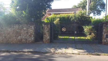 Alquilo Hermosa Residencia - Barrio  Mcal Estigarribia