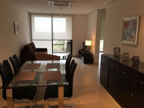 Departamento De 2 Dormitorios Totalmente Amoblado En Torres Mirador