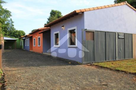 Alquilo Casa En Condominio En Km 19 Minga GuazÚ
