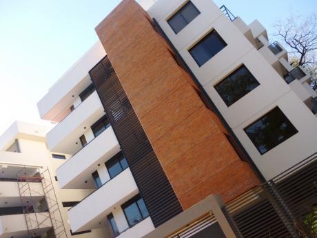Penthouse En Asunción En Alquiler - Villamorra