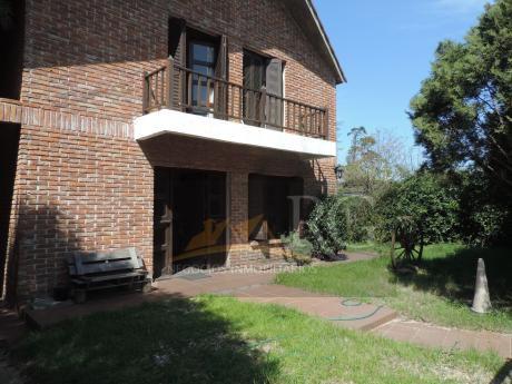 Hermosa Casa En Solymar Sur Con Amplio Terreno. 4 D, 2b