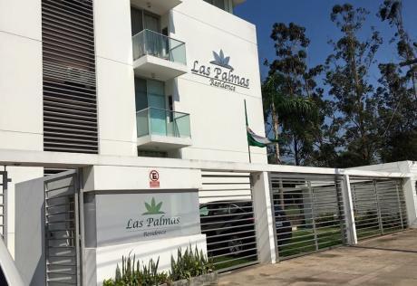 Departamento En Condominio Las Palmas