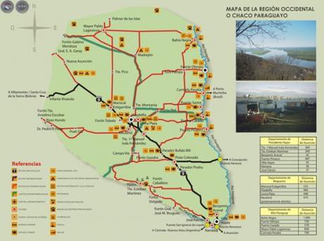 Vendo Chaco 1500 Has Camino Salazar Puerto Pinasco