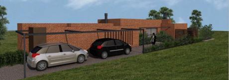 Venta Casa A Estrenar, En Mirador De La Tahona, 2 Dorm,etapa De Terminaciones